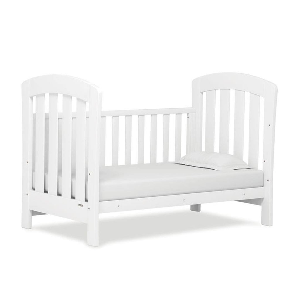 Urbane by Boori White Sunshine Cot Bed