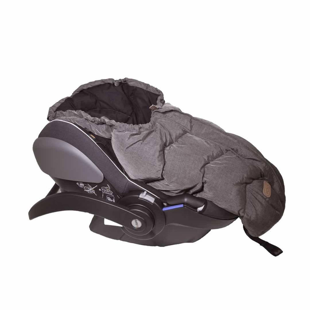 Voksi Move Footmuff - Bluestone - Footmuffs - Natural Baby Shower
