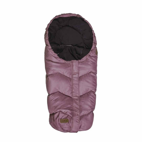 Voksi Move Footmuff - Pale Pink - Footmuffs - Natural Baby Shower