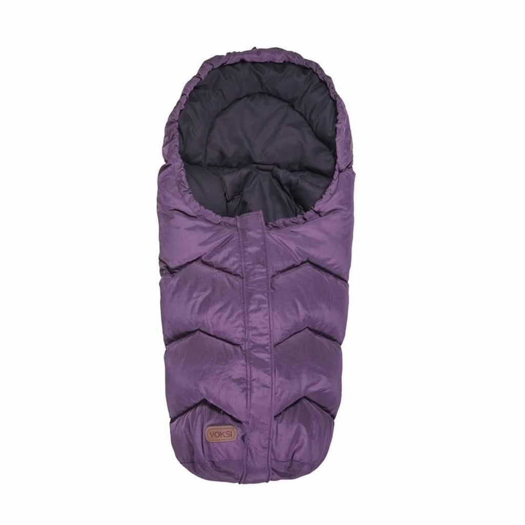Voksi Move Footmuff in Plum
