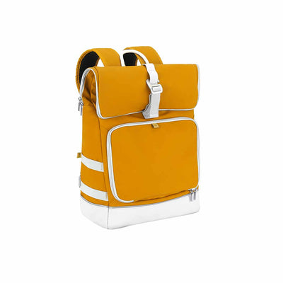 babymoov Le Sancy Changing Bag - Saffron-Changing Bags- Natural Baby Shower