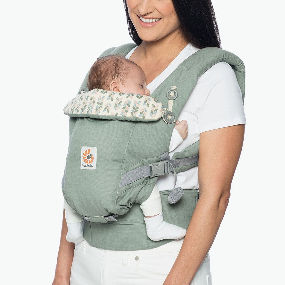 ... Ergobaby Original Adapt Carrier - Sage-Baby Carriers-Sage- Natural Baby  Shower