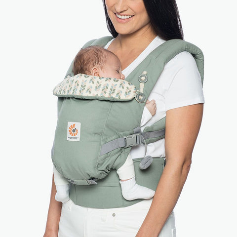 Ergobaby Original Adapt Carrier - Sage-Baby Carriers-Sage- Natural Baby Shower