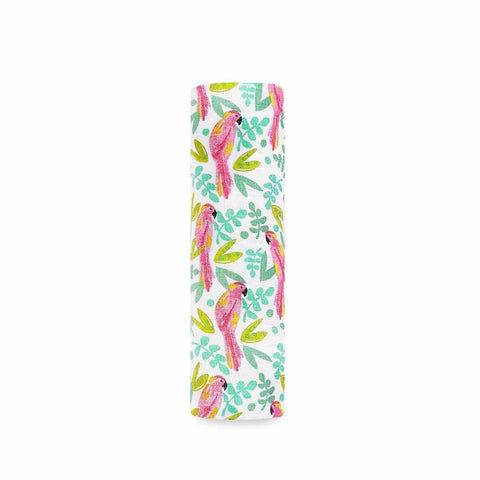aden + anais Classic Single Swaddle - Birds of Paradise