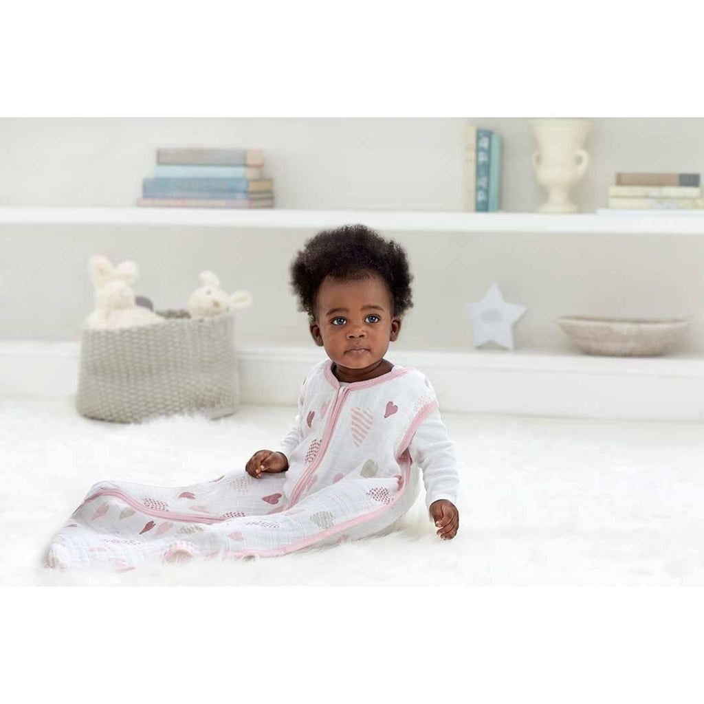 aden + anais Classic Sleeping Bag - Heart Breaker Lifestyle