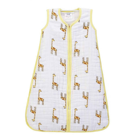 aden + anais Cozy Sleeping Bag - Jungle Jam Giraffe