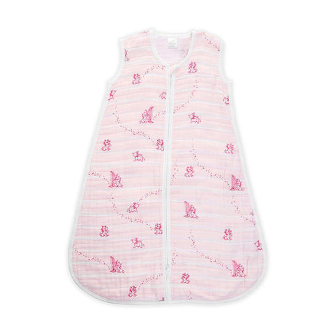 aden + anais Classic Sleeping Bag TOG 1 - Aristocats-Sleeping Bags- Natural Baby Shower