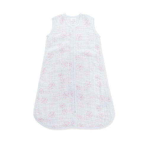 aden + anais Classic Sleeping Bag TOG 1 - Lovely Reverie-Sleeping Bags- Natural Baby Shower