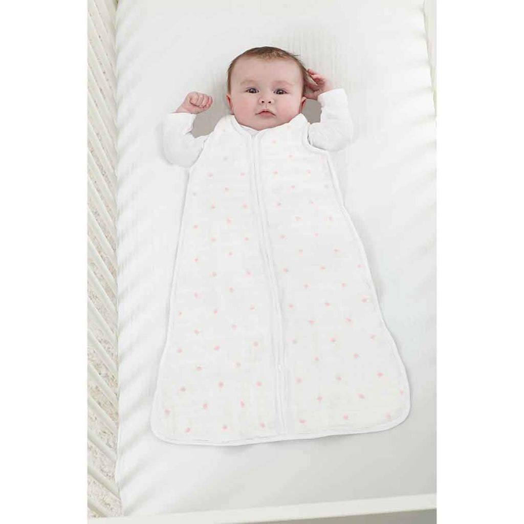 aden + anais Mid Season Sleeping Bag - Lovebird 2