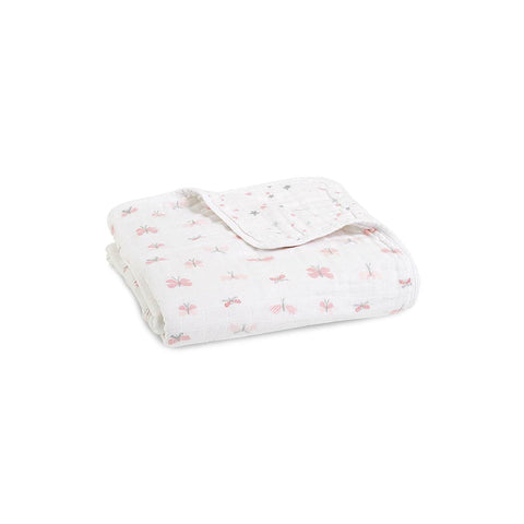 aden + anais Muslin Dream Blanket - Lovely Reverie