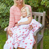 aden + anais Muslin Dream Blanket - Picked for You-Blankets- Natural Baby Shower