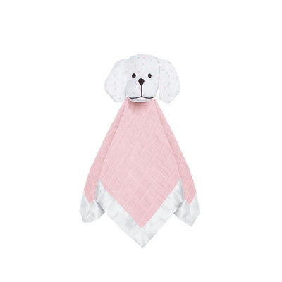 aden + anais Musy Mate - Puppy - Lovely Reverie-Comforters- Natural Baby Shower