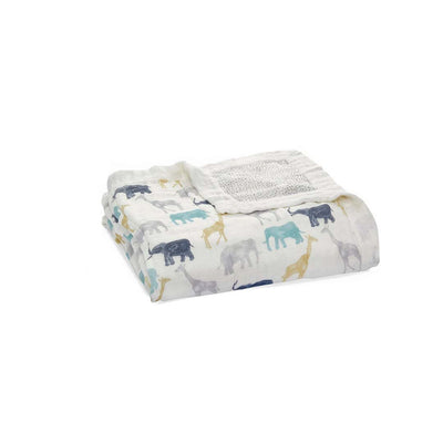 aden + anais Silky Soft Dream Blanket - Expedition-Blankets-Expedition- Natural Baby Shower