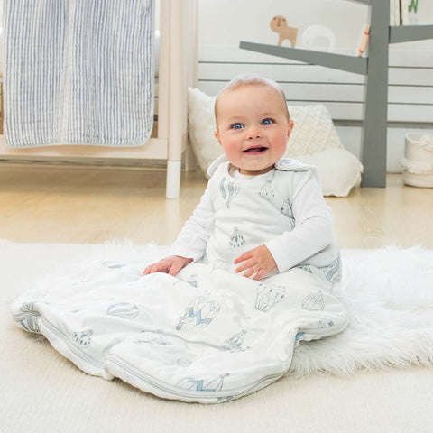 aden + anais Winter Sleeping Bag - Night Sky Reverie-Sleeping Bags- Natural Baby Shower