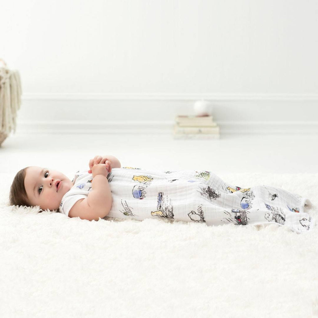 aden + anais Classic Sleeping Bag - Winnie The Pooh Lifestyle