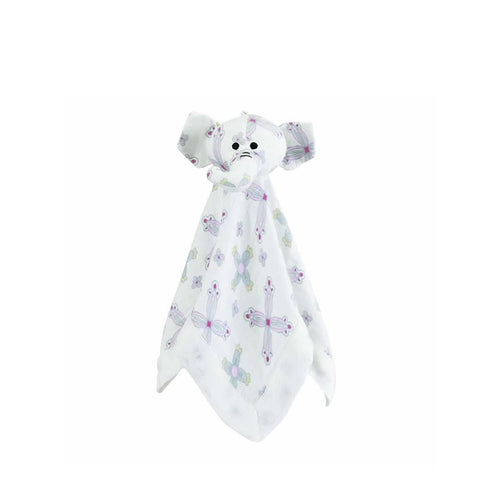 aden + anais Bamboo Musy Mate Lovey - Elephant Flower Child