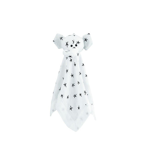 aden + anais Bamboo Musy Mate Lovey - Elephant Midnight