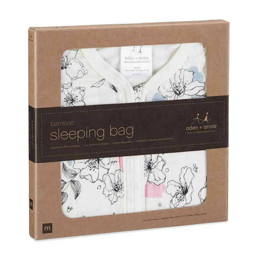 aden + anais Bamboo Sleeping Bag Meadowlark