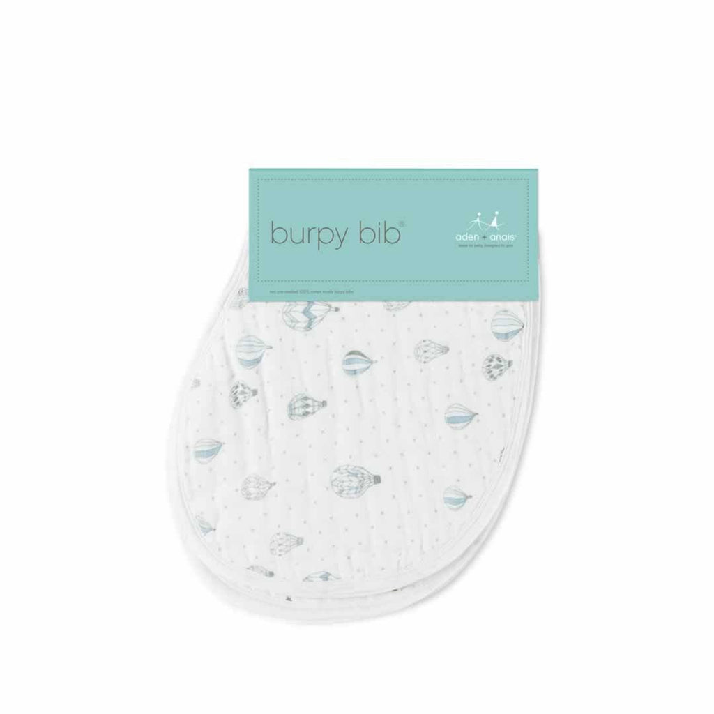 aden + anais Burpy Bibs - Night Sky - 2 Pack - Bibs - Natural Baby Shower