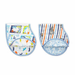 aden + anais Burpy Bibs - Jungle Book - 2 Pack