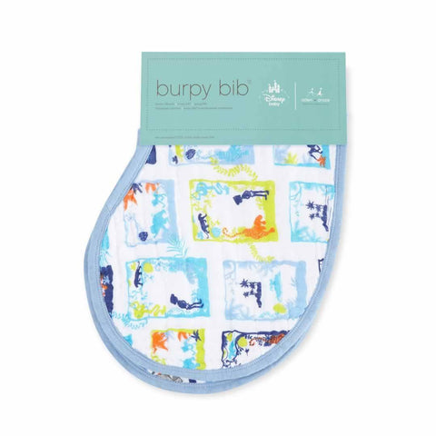 Bibs - aden + anais Burpy Bibs - Jungle Book - 2 Pack