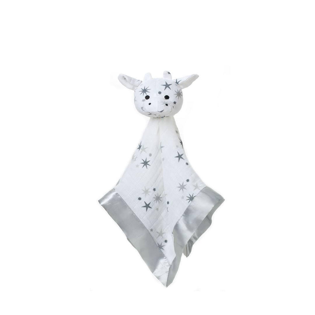 aden + anais Classic Musy Mate Lovey - Cow - Twinkle - Comforters - Natural Baby Shower