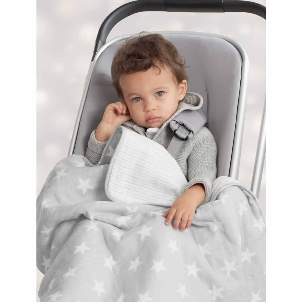 aden + anais Cosy Muslin Buggy Blanket - Fate Lifestyle