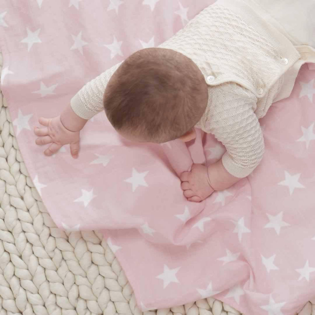 aden + anais Cosy Muslin Swaddle - Grace