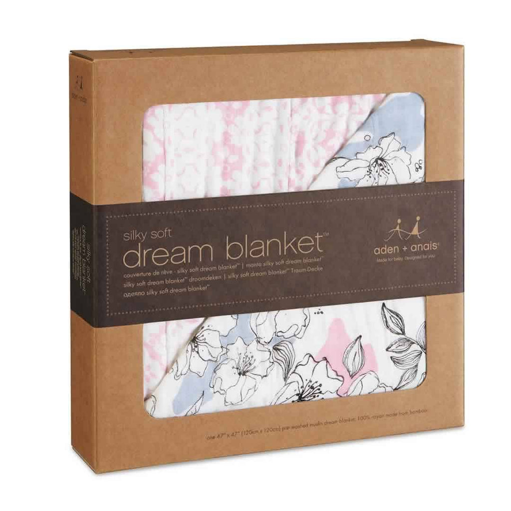 aden + anais Bamboo Dream Blanket Meadowlark