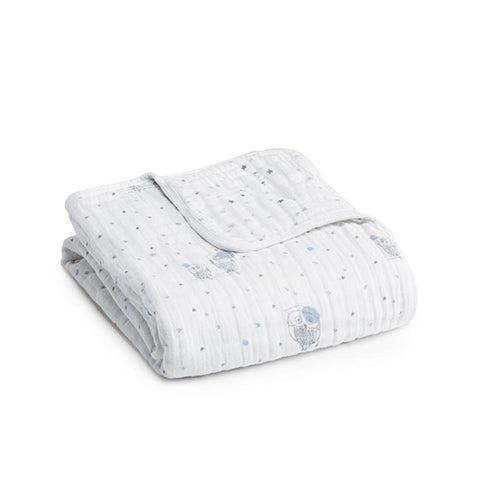 aden + anais Muslin Dream Blanket Night Sky