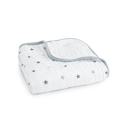 aden + anais Muslin Dream Blanket - Twinkle-Blankets-Twinkle- Natural Baby Shower
