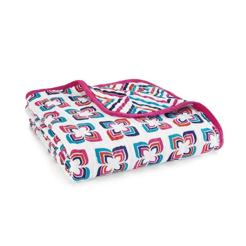 aden + anais Muslin Dream Blanket in Flip-Side