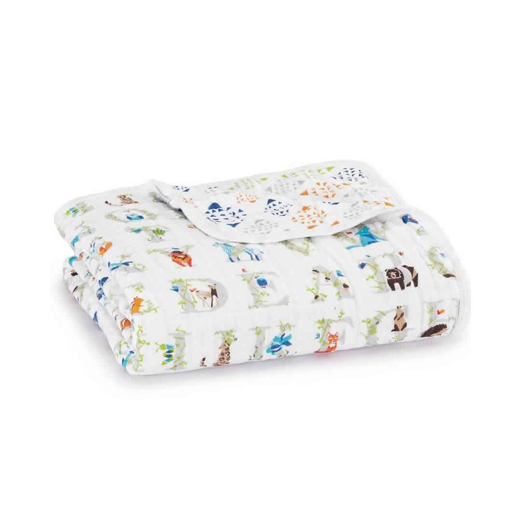 aden + anais Muslin Dream Blanket in Paper Tales