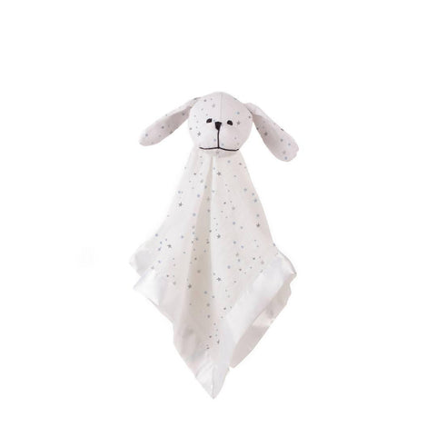 aden + anais Musy Mate Lovey - Puppy - Night Sky - Comforters - Natural Baby Shower