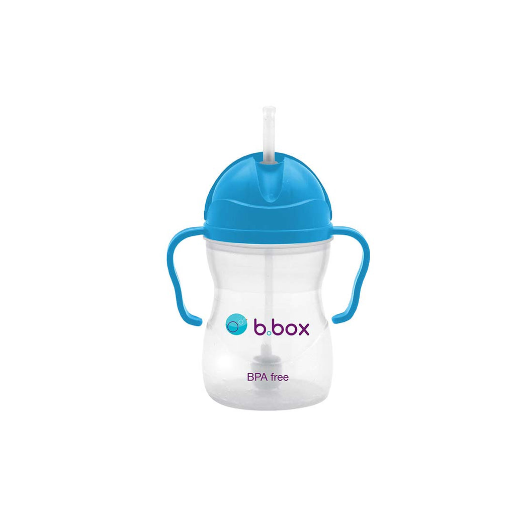 b.box Sippy Cup - Cobalt-Cups & Straws-Default- Natural Baby Shower