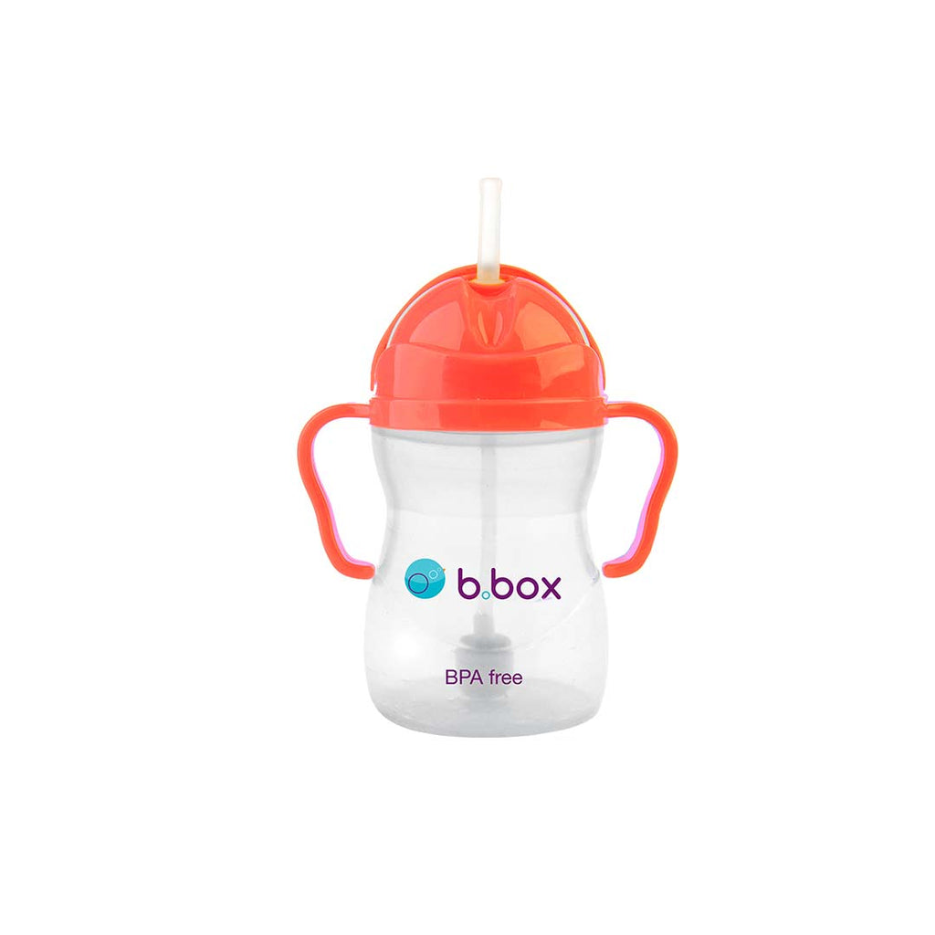 b.box Sippy Cup - Watermelon-Cups & Straws-Default- Natural Baby Shower