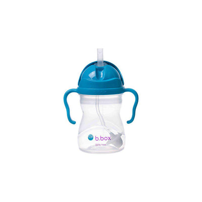 b.box Sippy Cup (2019) - Cobalt-Cups & Straws-Default- Natural Baby Shower