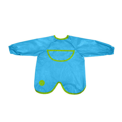 b.box Smock Bib - Ocean Breeze-Bibs-Default- Natural Baby Shower