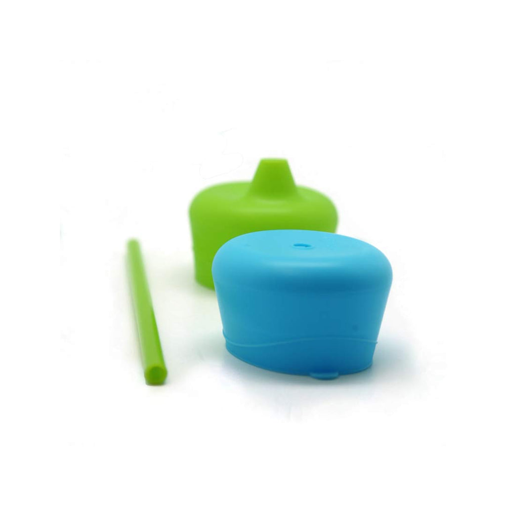 b.box Universal Silicone Lid - Ocean Breeze-Cups & Straws-Default- Natural Baby Shower
