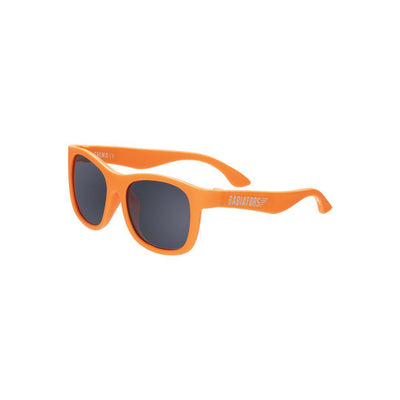 Babiators Original Navigator Sunglasses - Orange Crush-Sunglasses- Natural Baby Shower