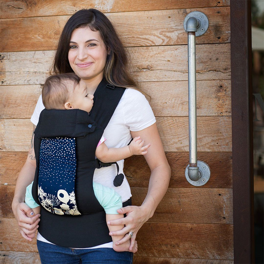 Baby Carriers - Beco Gemini - Black Twilight