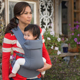 Beco Gemini Carrier - Grey-Baby Carriers-Default- Natural Baby Shower