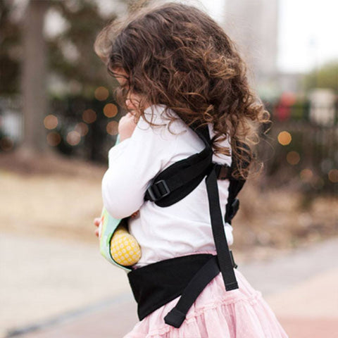 Boba Mini Carrier - Kangaroo-Children's Carriers-Default- Natural Baby Shower