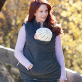 Baby Carriers - Boba Vest - Charcoal