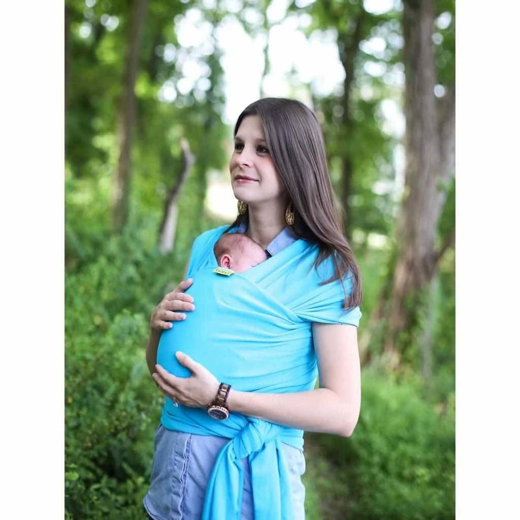 Baby Carriers - Boba Wrap - Turquoise