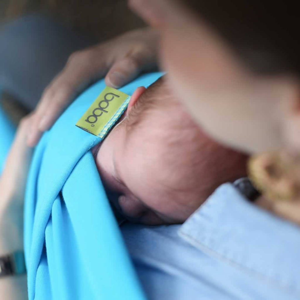 Boba Wrap - Turquoise - Baby Carriers - Natural Baby Shower