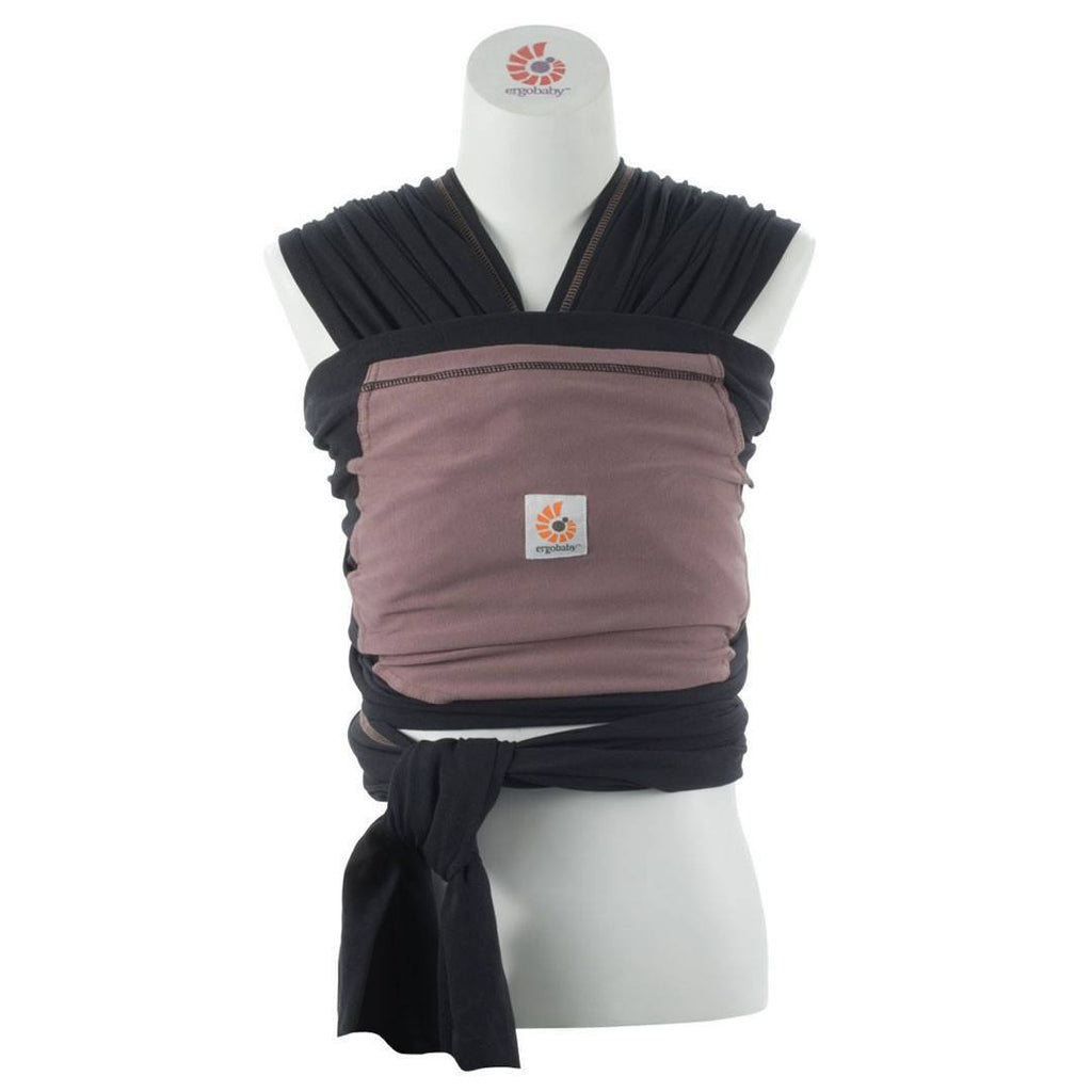 Baby Carriers - Ergobaby Baby Wrap - Pepper