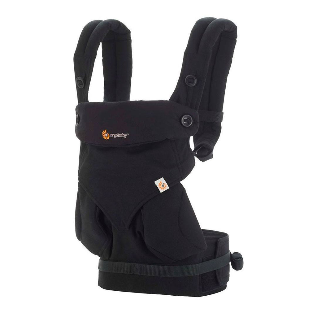 Baby Carriers - Ergobaby Four Position 360 Carrier - Black
