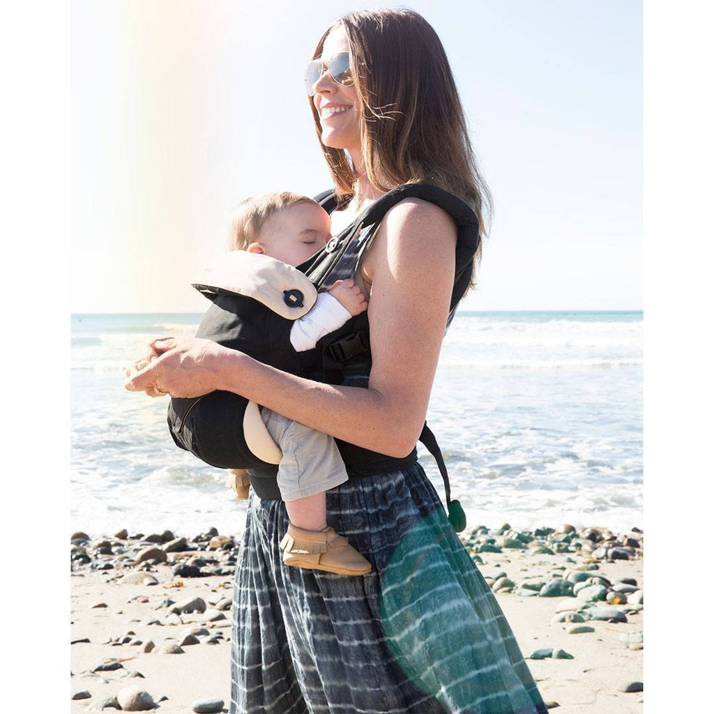 Ergobaby Four Position 360 Carrier - Black/Camel - Baby Carriers - Natural Baby Shower