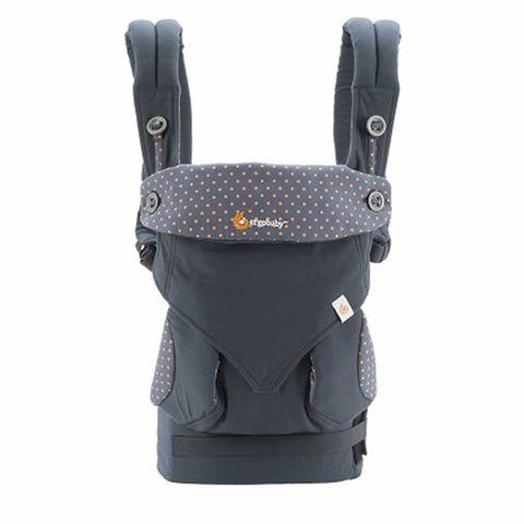 Ergobaby Four Position 360 Carrier - Dusty Blue - Baby Carriers - Natural Baby Shower